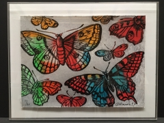 David Bromley: Silver Butterflies