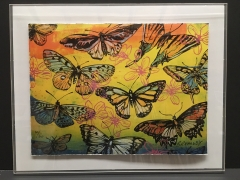 David Bromley: Yellow Butterflies
