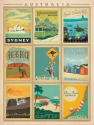 australia-travel-postcards