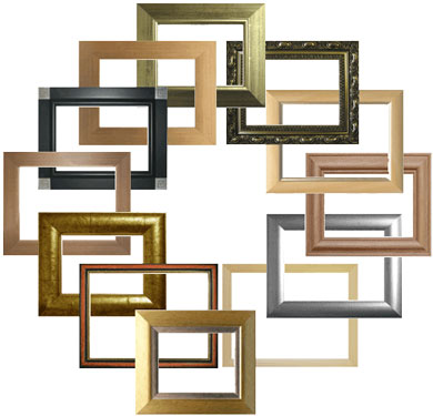 Selection of Frames in circle